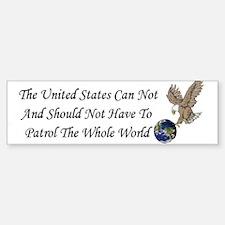 United States Bumper Bumper Stickers