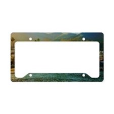 Catalina Pier License Plate Holder
