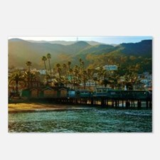 Catalina Pier Postcards (Package of 8)