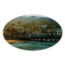 Catalina Pier Decal