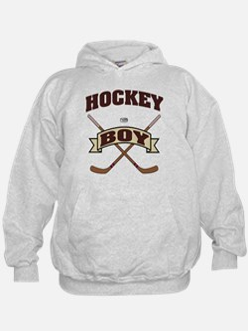 Hockey Boy Hoodie