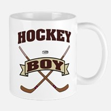 Hockey Boy Mug