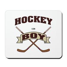 Hockey Boy Mousepad