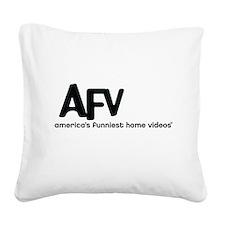 AFV Title Square Canvas Pillow