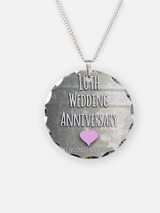 10th Wedding Anniversary Necklace