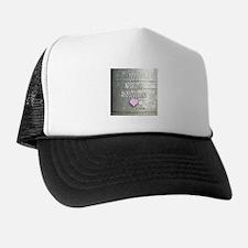 10th Wedding Anniversary Trucker Hat