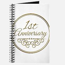 1st Anniversary Journal