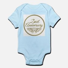 2nd Anniversary Body Suit