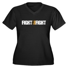 Fight the Good Fight Plus Size T-Shirt