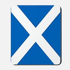 Team Scotland Saltire Mousepad