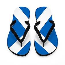 Team Scotland Saltire Flip Flops