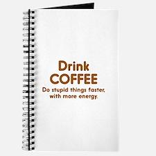 Drink Coffee Journal