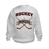 Hockey princess Crew Neck