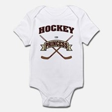 Hockey Princess Infant Bodysuit