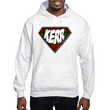 Kerr Superhero Hoodie