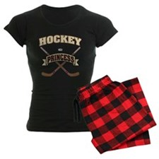 Hockey Princess Pajamas