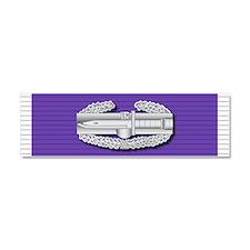 CAB Purple Heart Car Magnet 10 x 3