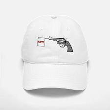 Flippy Gun Baseball Baseball Cap