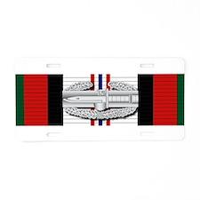 CAB Afghanistan Aluminum License Plate