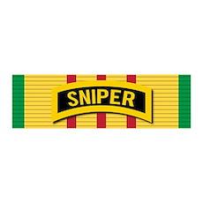 Sniper Vietnam Wall Decal