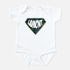 Lamont Superhero Infant Bodysuit