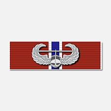 Air Assault Bronze Star Car Magnet 10 x 3
