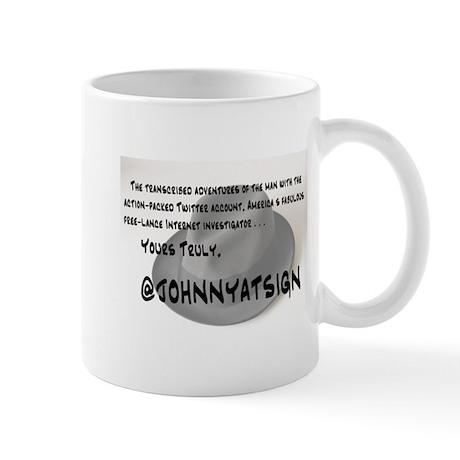 Johnny Atsign Mugs