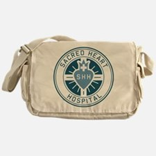 Sacred Heart Messenger Bag