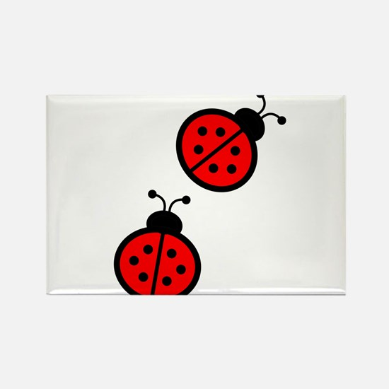 Ladybirds Magnets
