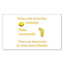 Lemonx Rectangle Decal