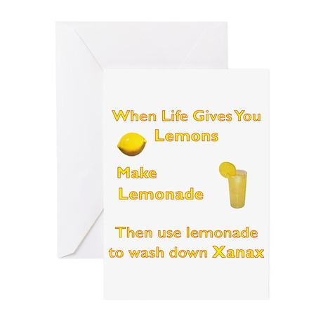 Lemonx Greeting Cards (Pk of 10)
