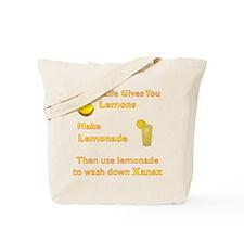 Lemonx Tote Bag