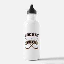Hockey Wife Water Bottle