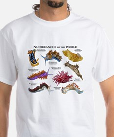 Nudibrachs of the World Shirt