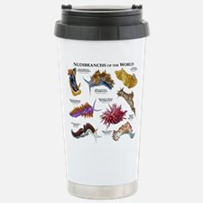 Nudibrachs of the World Travel Mug