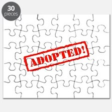 Adopted Stamp Puzzle