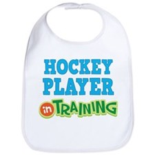 Hockey Player In Training Bib