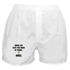 Kneel Boxer Shorts