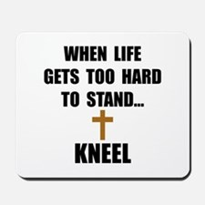 Kneel Mousepad