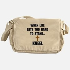 Kneel Messenger Bag