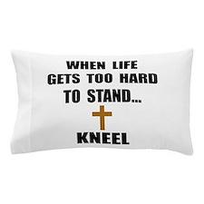 Kneel Pillow Case