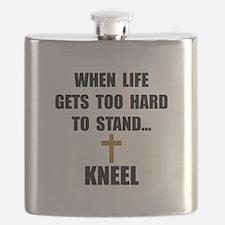 Kneel Flask
