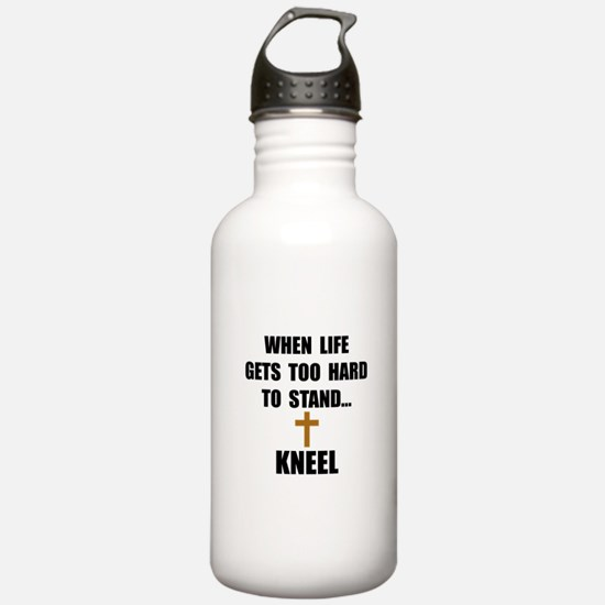 Kneel Water Bottle