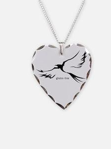 Gluten-Free Bird Soaring Necklace