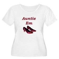 auntieem Plus Size T-Shirt