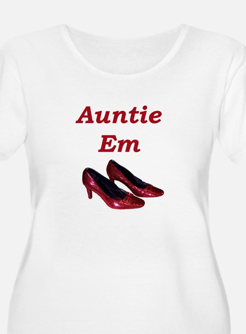 auntieem Plus Size T-Shirt