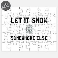 Let It Snow Puzzle