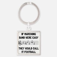 Marching Band Easy Keychains