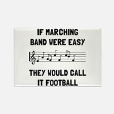 Marching Band Easy Magnets