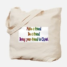 Cute Tres Tote Bag